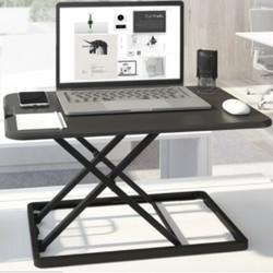 Brateck DWS26-01N 站立办公升降台式电脑桌