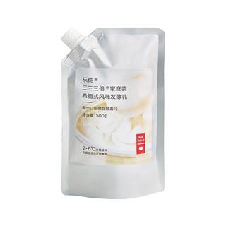 lepur 乐纯 LEPUR 乐纯 风味发酵乳  蜂蜜原味 500ml