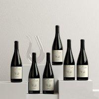 露颂 干红葡萄酒礼盒  750ml*6瓶