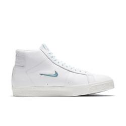 NIKE 耐克 耐克 男/女 NIKE SB ZOOM BLAZER MID PRM 滑板鞋 CU5283 CU5283-100
