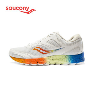 saucony 索康尼 COHESION S20471 男款轻便缓震跑鞋