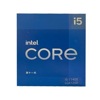 8日0点 : intel 英特尔 英特尔 Intel i5-11400 6核12线程 盒装CPU处理器