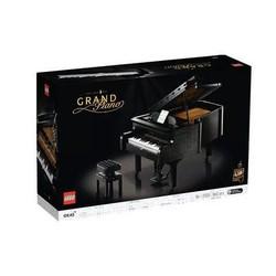 LEGO 乐高 LEGO乐高21323钢琴可弹奏IDEA系列男孩女孩拼装益智积木玩具礼物