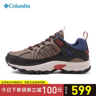Columbia 哥伦比亚 哥伦比亚Columbia户外女鞋防水缓震防滑徒步鞋登山鞋DL1070