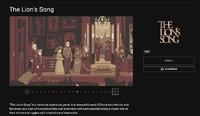 EPIC商城5月13日免费领文字冒险游戏《狮子之歌》