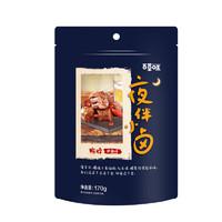 Be&Cheery 百草味 甜辣鸭脖 170g