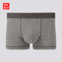 优衣库 男装SUPIMA COTTON针织短裤(低腰 棉质 内裤) 429025(175/100/L、64 湖蓝色)