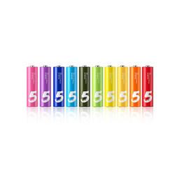 MI 小米 5号/7号 彩虹电池 10粒