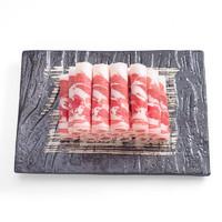 17日0点:东来顺 国产羔羊原切后腿羊肉片   400g