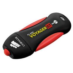 USCORSAIR 美商海盗船 航海家GT USB3.0 U盘 128GB 红色