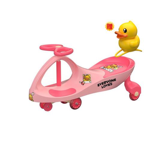 luddy 乐的 儿童扭扭车