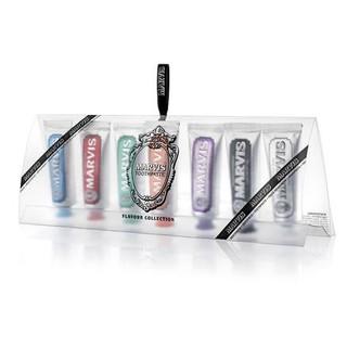 MARVIS 玛尔斯 七种口味清新口气洁齿牙膏 25ml*7支