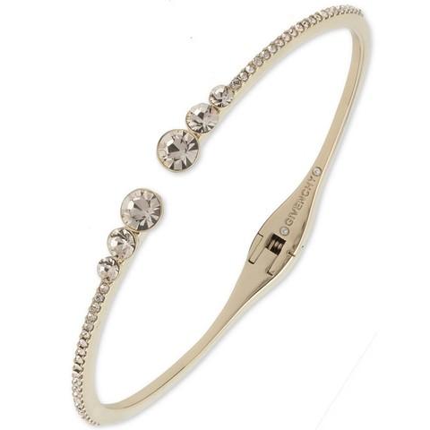 GIVENCHY 纪梵希   手镯 Pavé Open Cuff Bracelet