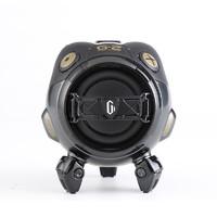 GRAVASTAR 重力星球 G2 2.0声道 便携式蓝牙音箱 暗夜黑