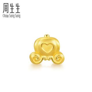 Chow Sang Sang 周生生 宝贝爱情童话系列 92314C-24GG-00 南瓜车转运珠