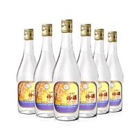 PLUS会员:汾酒 清香型  高度白酒  500ml*6瓶装