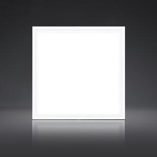BeiGong 贝工 贝工 LED高亮集成吊顶灯 面板灯平板灯铝扣板厨房灯厨卫方灯 24W高亮白光 30*30cm
