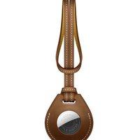 AirTag Hermès 包饰 - Fauve 棕色