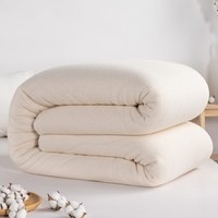 pierre cardin 皮尔·卡丹 100%新疆纯棉花棉被 120*150cm 1斤