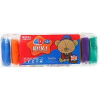 M&G 晨光 AKE04542 小熊哈里系列 4D超轻黏土 12色袋装