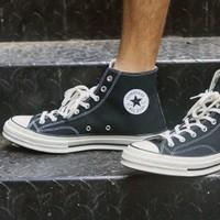 CONVERSE 匡威 All Star ' 70 162050C 情侣款帆布休闲鞋