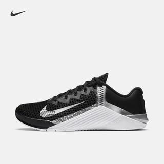 Nike耐克官方METCON 6女子训练鞋透气轻盈缓震印花运动网眼AT3160(35.5、800亮橙/暗烟灰/微绿/浅活力黄/淡象牙白)