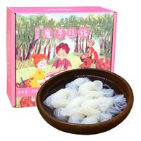 聚怀斋   魔芋丝结200g*5袋 魔芋面条 魔芋粉丝米线 素食代餐 轻食健康 火锅食材