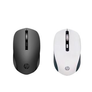 HP 惠普 S1000 Plus 2.4G无线鼠标 1600DPI 白色