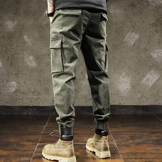 Lee Cooper LCRM606-F 男士休闲裤