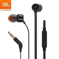 JBL 杰宝 TUNE 110 入耳式有线耳机