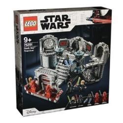 LEGO 乐高 星球大战系列 75291 死星决战