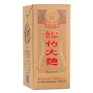 剑南春 52度 醇和经典绵竹大曲 500ml*6 整箱出售