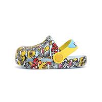 B.Duck B1175329 儿童凉鞋 蓝色 28码(内长180mm)