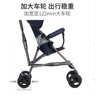 Happy Dino 小龙哈彼 婴儿便携可折叠手推车