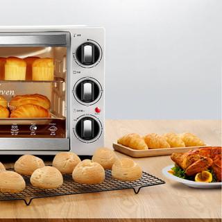 格兰仕烤箱家用烘焙小型多功能电烤箱大容量32升官方旗舰店K15