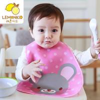 lemonkid 柠檬宝宝 婴儿防水围兜