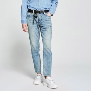 JACK JONES 杰克琼斯 220132560J3Z 男士浅色牛仔裤