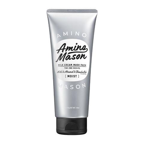 Amino mason 日本进口amino mason氨基酸双重滋养修护头皮护理AM发膜200g