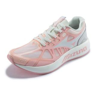 Mizuno 美津浓 轻便透气 女式低帮运动休闲鞋复古潮流慢跑鞋 女鞋