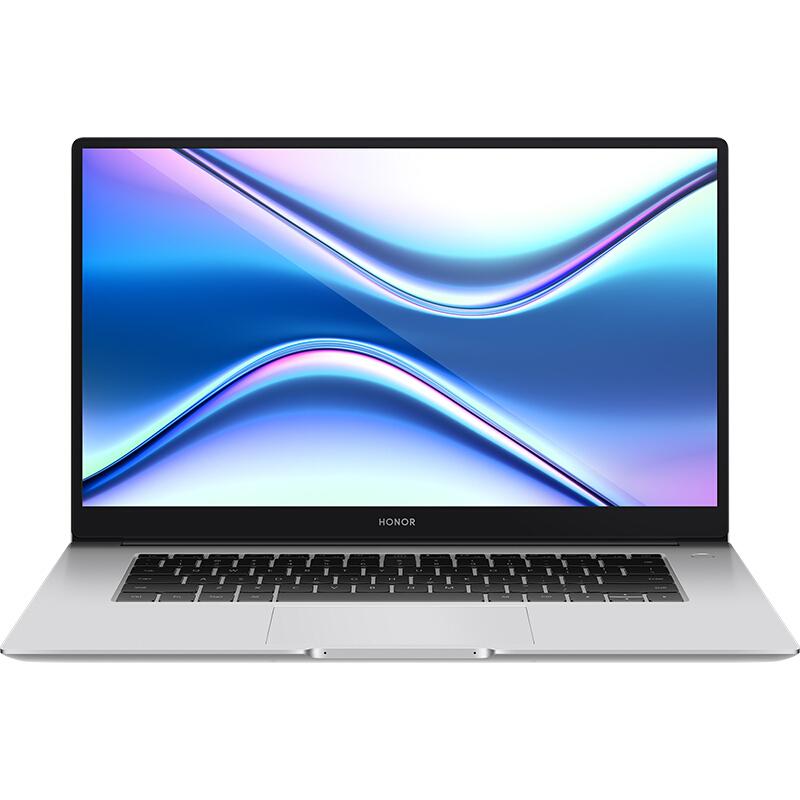 23:29截止 : HONOR 荣耀 MagicBook X 15 2021 15.6英寸笔记本电脑 (i5-10210U、8GB、512GB SSD)