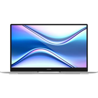 HONOR 荣耀 MagicBook X 15 2021款 15.6英寸 轻薄本 冰河银(酷睿i5-10210U、核芯显卡、8GB、512GB SSD、1080P、IPS、BBR-WAH9)