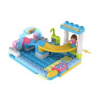 布鲁可 创造大师系列积木玩具 夏日水世界