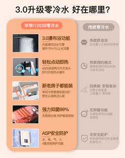 华帝i11144+56B+38-16油烟机燃气灶热水器套装三件套官方旗舰店