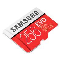 SAMSUNG 三星 EVO Plus系列 MB-MC256D SD存储卡 256GB(UHS-III、C10)