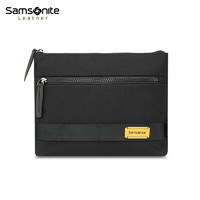 Samsonite 新秀丽 斜挎包男士杜邦材质斜跨信封包薄身单肩包TO8