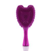 TANGLE ANGEL 天使梳 天使按摩美发梳 小号 #紫红色