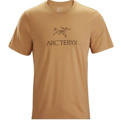 ARC'TERYX 始祖鸟  休闲有机棉T恤