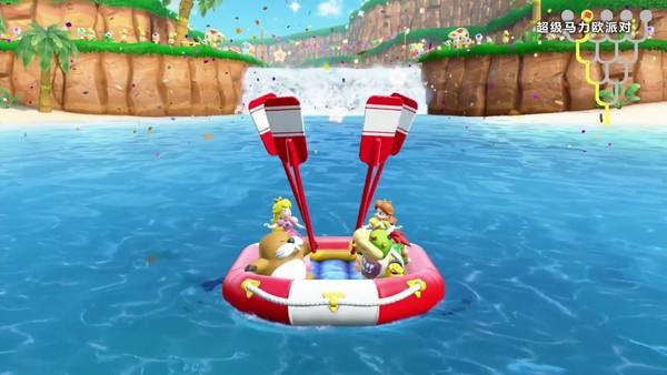 Nintendo 任天堂 重新定义你的聚会!写在国行《超级马力欧派对》发售前
