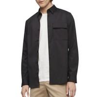 Calvin Klein 卡尔文·克莱 男式弹性纽扣衬衫