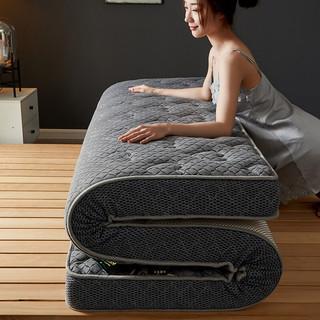 移动端 : 琳豆豆 乳胶记忆棉床垫软垫 6cm立体 90x200cm
